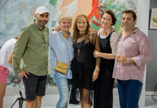 Nikola Žigon i Jelena Kršić – Izložba, Porto Montenegro